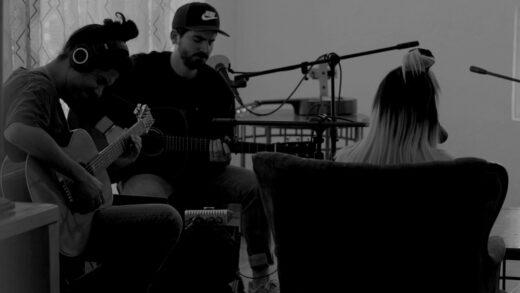 Majo y Dan estrenan medley grabado en vivo Junto al dúo Isra y Vale