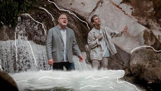 Marcos Witt y Ale Fdz proclaman  que «El río del cielo» está aquí