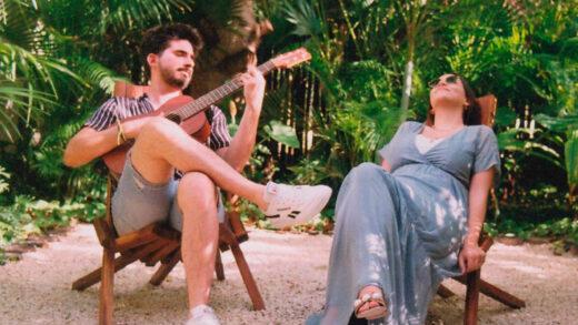 Majo y Dan cantan «Gracias» a Dios, con Musiko como invitado