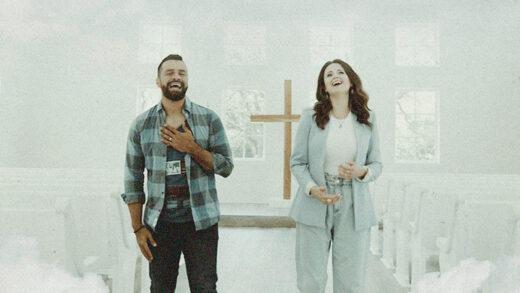 Harold y Elena presentan el tema «El cielo», con el que honran a Jesucristo por su obra de salvación.