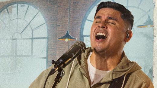 Fabián Ojeda presenta «No temeré», tema de adoración y su primer sencillo como solista